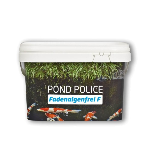 Pond Police Fadenalgenfrei F Teichwasserpflege