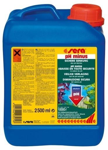 pH minus