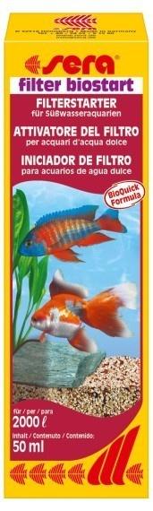 filter biostart Aquarium Wasserpflege