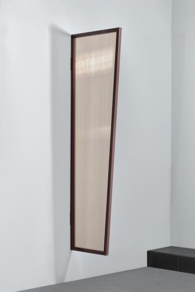 Seitenblende B1 Stegplatte bronce braun