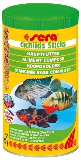 cichlids Sticks