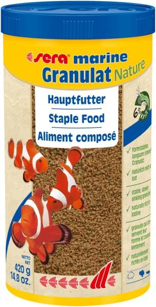 marin granulat