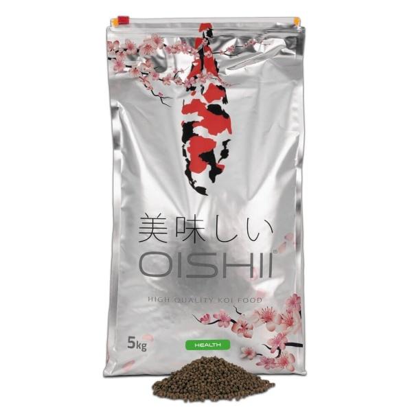 Oishii Koifutter Health schwebend sinkend