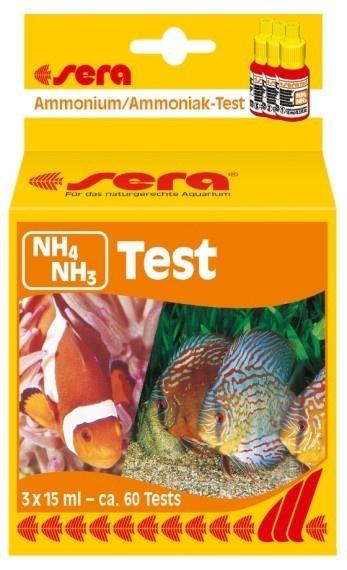 Ammonium/ Ammoniak-Test