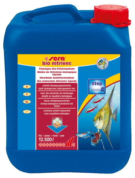 sera bio nitrivec Aquarium Wasserpflege