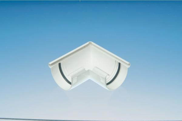PVC-Dachrinnen-Eckverbinder Dachzubehör