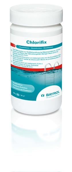 Chlorifix Chlorgranulat