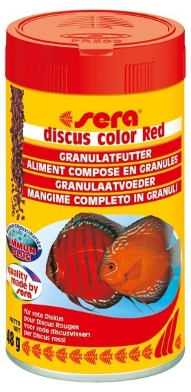 discus color Red