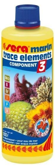 COMPONENT 3 trace elements Anionics