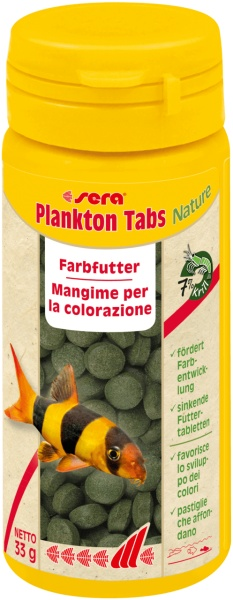 Plankton Tabs