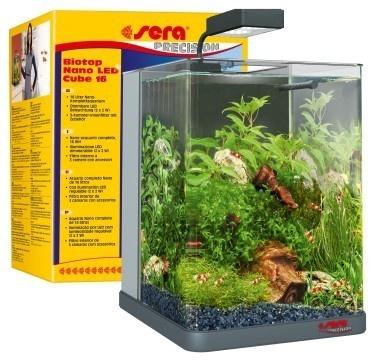 Nano LED Cube 16 Aquarium