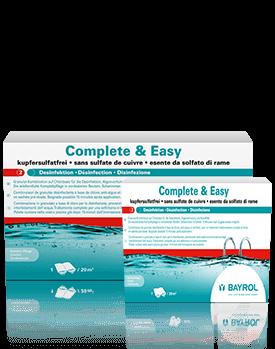 Complete & Easy Poolwasserpflege