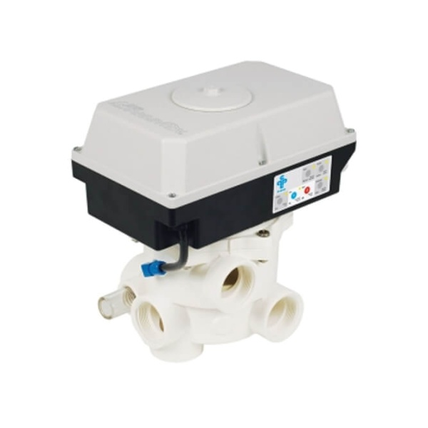 Automatik Praher Filteranlagen Rückspülventil