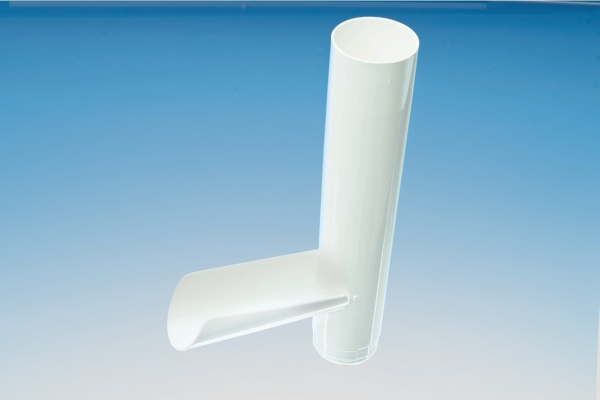 PVC-Wasserablaufklappe Dachzubehör
