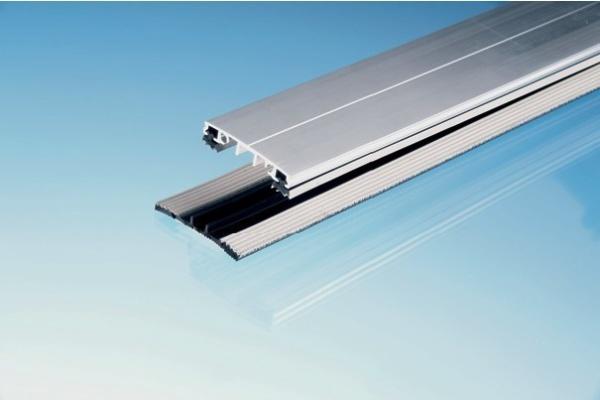 ALWO Oberprofilsystem Klemmset aus Aluminium