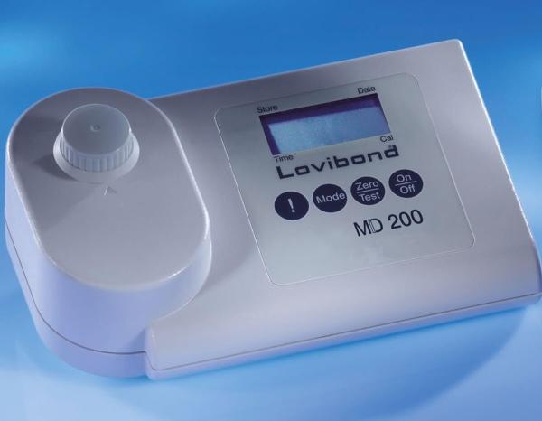 Pool Photometer MD 200 Chlor pH Lovibond