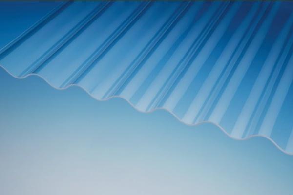 Plexiglas Wellplatte Resist WP 76/18