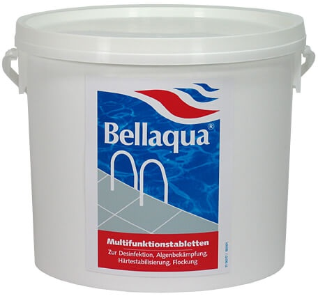 Chlor Multifunktions Tabletten Poolwasserpflege