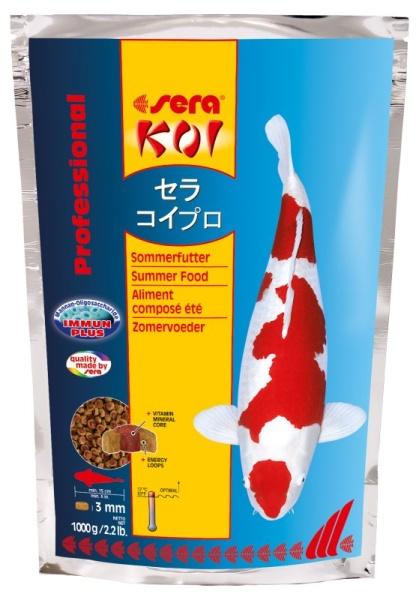 KOI Professional Sommerfutter