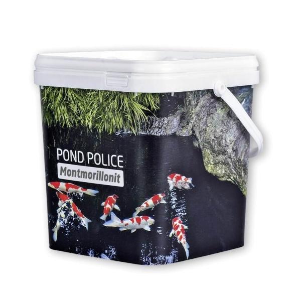 Pond Police Montmorillonit Teichwasserpflege