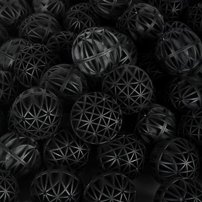 Bio Balls mit Schaumstofffüllung