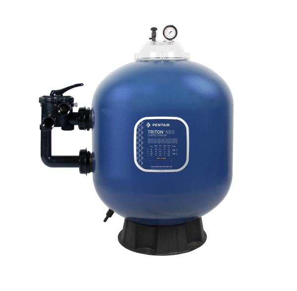 Triton Neo SM Pentair Sandfilter ClearPro Technik